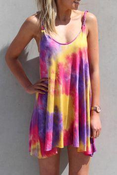 Gypsy Indie Dress