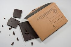 Lilla Toth  Post Chocolate Opened