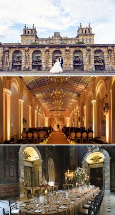 Blenheim Palace is a prestigious and historic wedding venue, so it was no surprise that you voted it as your Best Historic Venue in The UK Wedding Awards