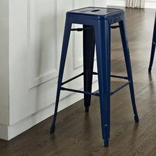 "Amelia 30"" Bar Stool (Set of 2)"