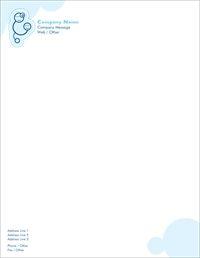 doctor health letterhead