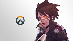 Download Tracer Wallpaper Overwatch Game Girl 3840x2160