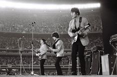 The Beatles Pioneer The Modern Stadium Rock Show At New York's Shea Stadium, On This Day In 1965