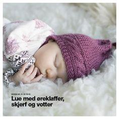 Babyluer - Design by Marte Helgetun