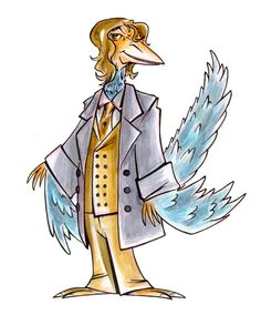 8th Doctor Dino