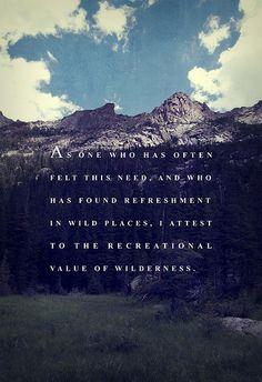 wildernesss