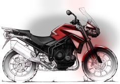 motorcycle sketch - Google 搜尋