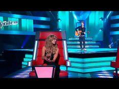 The Voice Australia: Adam Martin sings Apologize. #TeamKeith