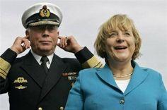 funny photos of politicians around the world Merkel