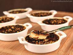 Crème brûlée de foie gras aux pistaches - Meilleur du Chef
