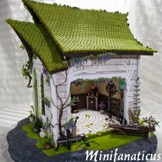 elven furniture - Google Search