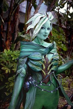 The Thief by CosplayInABox on deviantART (Caithe the Sylvari from Guild Wars 2.)