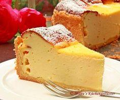 cremiger Käsekuchen