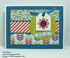 Madison Avenue SAB by CLOcards - Cards and Paper Crafts at Splitcoaststampers
