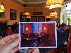 "The Elephant House Café | 9 Magical Places All ""Harry Potter"" Fans Must Visit In Edinburgh"