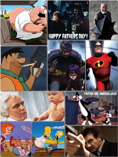 Hey fellow dads - Happy Us Day! #Simpsons #FamilyGuy #Flintstones #StarWars #FathersDay pic.twitter.com/hJBVxvNkqY