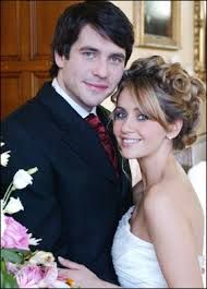 coronation street weddings - Maria and Liam Connor Coronation Street Actors, Rob James Collier, Wedding Movies, Hollyoaks, Soap Stars, Tv Soap, Get Fresh, Always And Forever