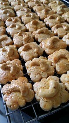 Cashew Nuts Cookies