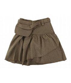 hehe camping utility belt skirt !