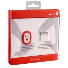 Nike + iPod sport Kit is the BOMB if you run! It saves your workouts and when used with your iPod remembers your playlist! Congratulates you in your ear when you accomplish your goal. The chip goes in your running shoe. If you run, get one!