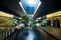 Inspiring Retail Flooring Design   Mattison by Commune #InteriorDesign #VinylFlooring