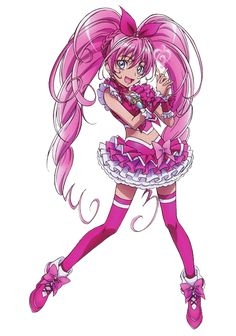 Cure Melody from Suite precure