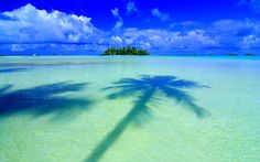 cool tropical island panorama wallpaper Check more at http://www.finewallpapers.eu/pin/15642/