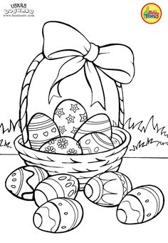 Easter coloring pages – Uskrs bojanke za djecu – Free printables, Easter bunny, eggs, chicks and more on BonTon TV – Coloring books – Creative Free Printable Coloring Pages, Coloring Pages For Kids, Coloring Books, Free Printables, Preschool Printables, Spring Coloring Pages, Coloring Worksheets, Kids Worksheets, Easter Egg Coloring Pages