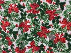 David Textiles English Collection Christmas by BlueCraneQuiltShop
