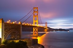 Golden Gate Bridge from Fort Point by Joseph Sketches - Photo 120671769 - 500px