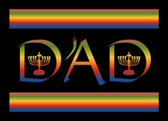 HAPPY FATHER'S DAY - JEWISH Greeting Card