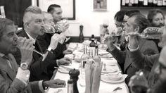 Sartorialist lunch