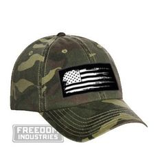 Camo Vintage Wash Ball Cap from Freedom Industries-  30.00 410f066a8431