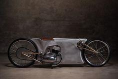 JAWA SPRINT MOTORCYCLE BY URBAN MOTOR