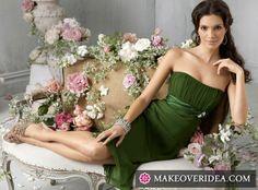 Платье подружки невесты - фото