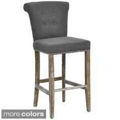 Rafa Counter Stool 24 inch - Overstock Shopping - Great Deals on Kosas Collections Bar Stools
