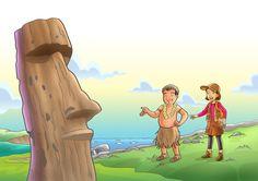 """Ilustrações para o livro """"Momentos com Deus"""" - Casa Publicadora Brasileira-CPB #digitalillustration #editorialillustration #art #clipstudiopaint #mangastudio5ex"""