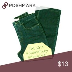 Talbots Jeans, HIgh Waist Jeans Nice Butter Soft Jeans By Talbolts Waist 32 Inseam 26 Rise 12.5 Talbots Jeans