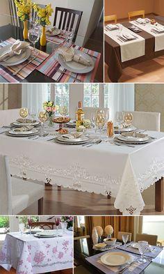 Na hora de receber alguém para uma refeição, pode ser que venha aquela dúvida de como arrumar uma mesa bem bonita ou como muitos chamam, uma mesa posta para receber os convidados. Clique e veja todas as dicas!