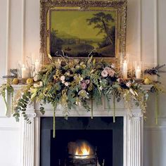 1000 Images About Fireplace Mantels On Pinterest