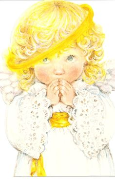 Angel - By: Artist Lisi Martin Christmas Photos, Vintage Christmas, Christmas Cards, Decoupage, Martin S, I Believe In Angels, Spanish Artists, Illustrations, Vintage Pictures