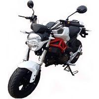 50cc Super Speed Moped Scooter Bike - MC-163-50cc (2018) Gas Moped, 50cc Moped, Motorized Trike, Trike Scooter, Four Stroke Engine, Mini Chopper, Super Speed, Third Wheel, Rear Wheel Drive