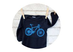 MTB Babygrow. Price: £14.60, available from Etsy.
