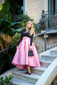 barefoot duchess - a personal style blog: Pink Puff