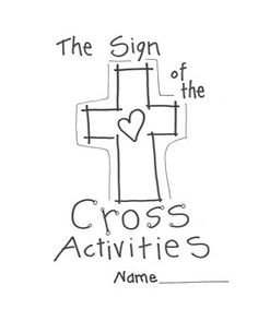 Church Scavenger Hunt from Little Miss Catechist! Great