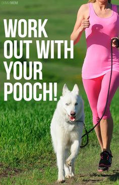 Hate leaving your dog? With these workouts you don't have to!