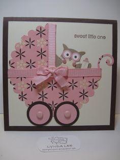 baby card - so adorable