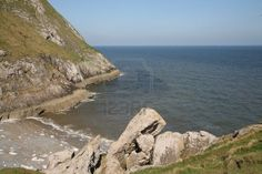 Angel bay. Little Orme head. Llandudno, north Wales. Do you know any other Angel bay's?