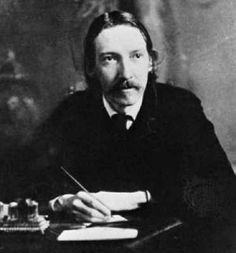 Robert Louis Balfour Stevenson November 1850 – 3 December was a Scottish novelist, poet, essayist, and travel writer. Robert Louis Stevenson, Literary Genre, Literary Heroes, Jekyll And Mr Hyde, Essayist, Happiness Project, Best Travel Quotes, Book Writer, Writers Write