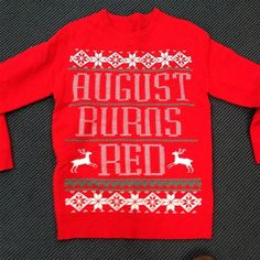 2.) August Burns Red